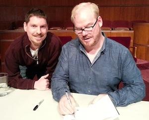 TJ Chambers & Jim Gaffigan