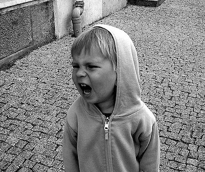 Copyright and image: Scream and Shout by Mindaugas Danys